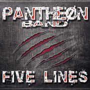 CD COVER_FRONT - PANTHEØN BAND